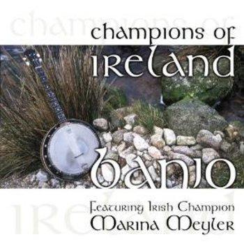 CHAMPIONS OF IRELAND BANJO