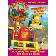 TRACTOR TOM WHEEZY'S WINGS