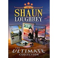 Irish Music,  SHAUN LOUGHREY - THE ULTIMATE COLLECTION (3 DVD Set)