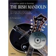 THE IRISH MANDOLIN BOOK & CD