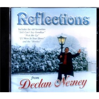 DECLAN NERNEY - REFLECTIONS (CD)