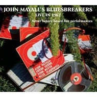 JOHN MAYALL'S BLUEBREAKERS - LIVE IN 1967