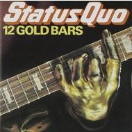STATUS QUO - 12 GOLD BARS (CD).