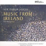 NEW DUBLIN VOICES - MUSIC FROM IRELAND