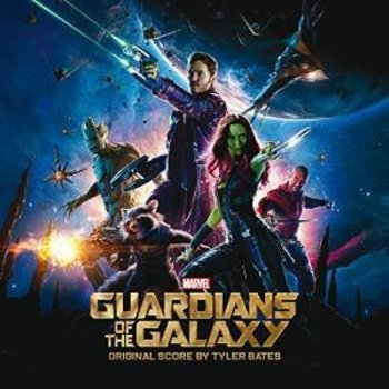 GUARDIANS OF THE GALAXY DELUXE SOUNDTRACK