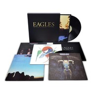 THE EAGLES - STUDIO ALBUMS 6LP BOXSET