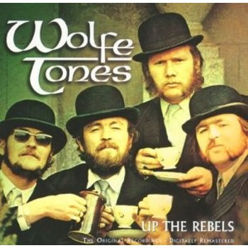 Wolfe Tones Up The Rebels Cdworld Ie