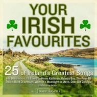 Platinum Music,  JOSEF LOCKE - YOUR IRISH FAVOURITES