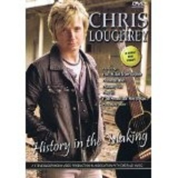 CHRIS LOUGHREY - HISTORY IN THE MAKING