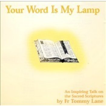 FR TOMMY LANE YOUR WORD IS MY LAMP