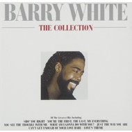 Mercury Records,  BARRY WHITE - THE COLLECTION