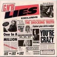 Geffen Records,  GUNS N' ROSES - LIES