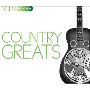 COUNTRY GREATS - 5CD SET