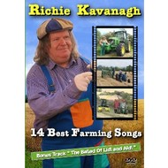 Focal Records,  RICHIE KAVANAGH - 14 BEST FARMING SONGS (DVD)