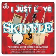 I JUST LOVE SKIFFLE - VARIOUS ARTISTS