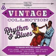 VINTAGE COLLECTION RHYTHM AND BLUES (3 CD)