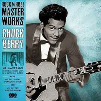 CHUCK BERRY - ROCK N ROLL MASTER WORKS