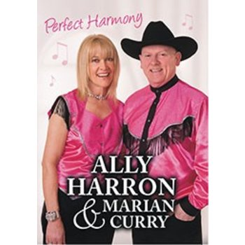 ALLY HARRON & MARIAN CURRY - PERFECT HARMONY DVD