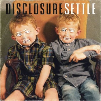 DISCLOSURE - SETTLE 2LP SET