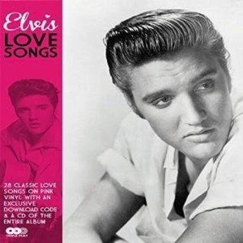 Delta,  ELVIS PRESLEY - LOVE SONGS (2LP SET )