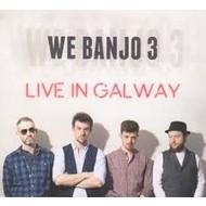 WE BANJO 3 - LIVE IN GALWAY (CD)...