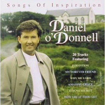 DANIEL O'DONNELL - SONGS OF OF INSPIRATION (CD)