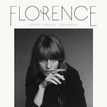 FLORENCE AND THE MACHINE - HOW BIG, HOW BLUE, HOW BEAUTIFUL (CD)