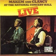 Shanachie Records,  MAKEM AND CLANCY - LIVE (CD)