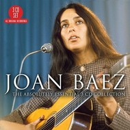 JOAN BAEZ - THE ABSOLUTELY ESSENTIAL 3 CD COLLECTION