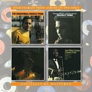 BGO Records,  CHARLEY PRIDE - 2CD SET: SONGS OF PRIDE / IN PERSON / THE SENSATIONAL / JUST PLAIN CHARLEY
