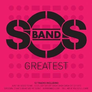 The SOS Band Groovin Thats What Were Doin