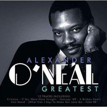 ALEXANDER O'NEAL - GREATEST