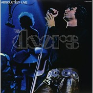 THE DOORS - ABSOLUTELY LIVE 2 LP SET