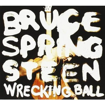 BRUCE SPRINGSTEEN - WRECKING BALL (CD)