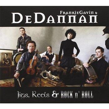 FRANKIE GAVIN & DE DANNAN - JIGS, REELS AND ROCK'N'ROLL (CD)