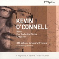 KEVIN O CONNELL - ORCHESTRAL MUSIC
