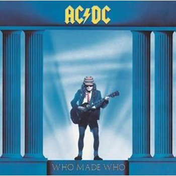 AC DC - WHO MADE WHO