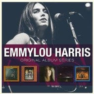 EMMYLOU HARRIS - ORIGINAL ALBUM SERIES  5CD'S