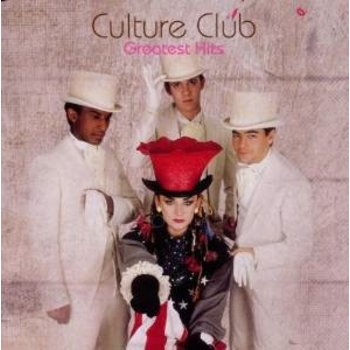 CULTURE CLUB - GREATEST HITS CD AND DVD