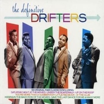 DRIFTERS - THE DEFINITIVE