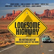LONESOME HIGHWAY - VARIOUS  (4 CD SET)