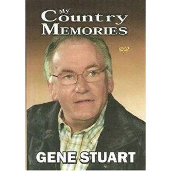GENE STUART - MY COUNTRY MEMORIES
