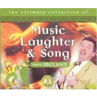 THE ULTIMATE COLLECTION OF MUSIC LAUGHTER AND SONG