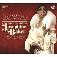 JOSEPHINE BAKER - THE VERY BEST OF JOSEPHINE BAKER (CD)...