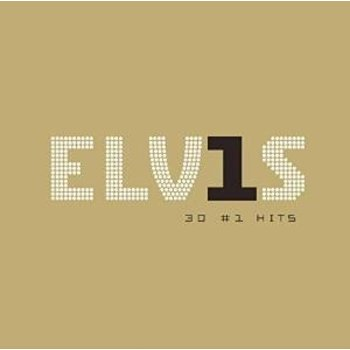 ELVIS PRESLEY - 30 NO 1'S HITS