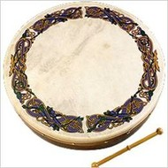 WALTONS 8'' ANIMALS BODHRAN