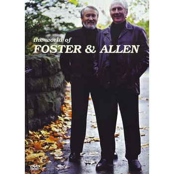 FOSTER AND ALLEN - THE WORLD OF FOSTER AND ALLEN DVD