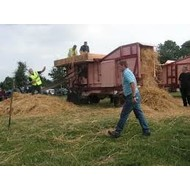 THE THRESHER AT WORK