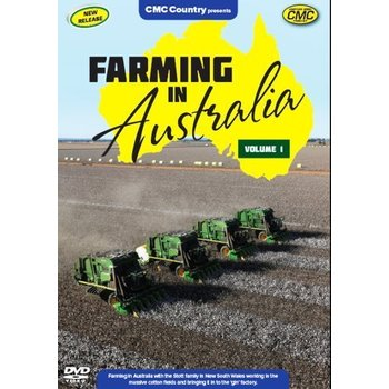 FARMING IN AUSTRALIA VOL 1