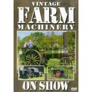VINTAGE FARM MACHINERY ON SHOW